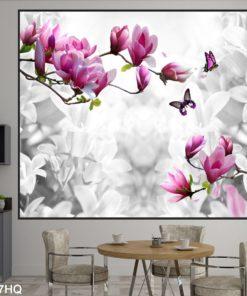 tranh gạch 3d hoa 0