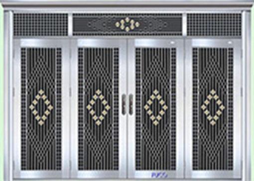 cổng sắt cnc đẹp 29