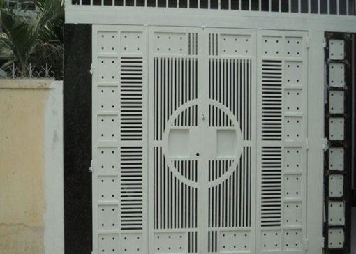 cổng sắt cnc đẹp 32