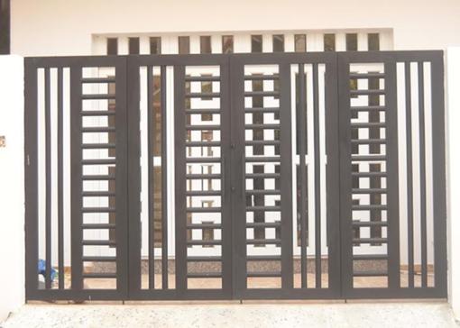 cổng sắt cnc đẹp 5