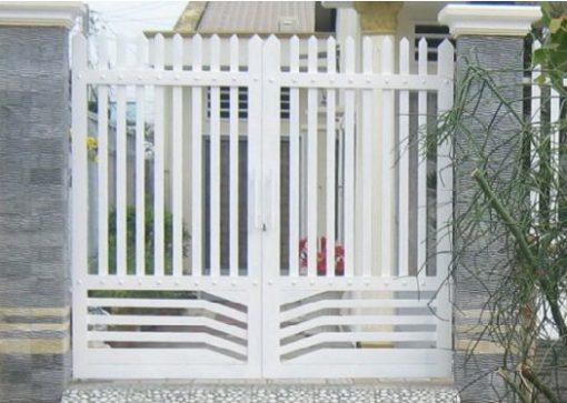 cổng sắt đẹp hiện đại 27