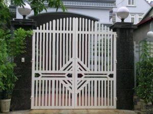 cổng sắt đẹp hiện đại 84