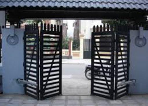 cổng sắt tự động 26