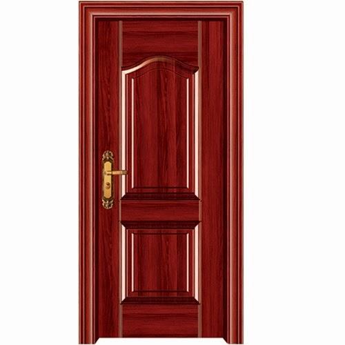 cửa sắt giả gỗ 1