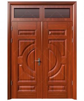 cửa sắt giả gỗ 17