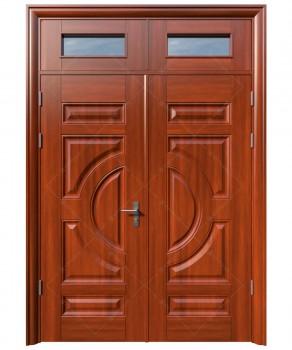 cửa sắt giả gỗ 18