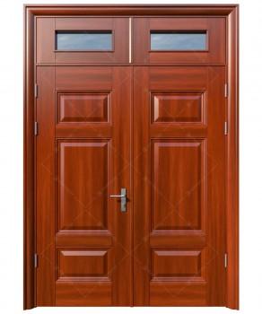 cửa sắt giả gỗ 20