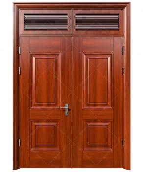 cửa sắt giả gỗ 24
