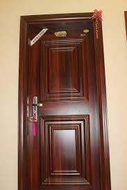 cửa sắt giả gỗ 25