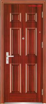 cửa sắt giả gỗ 26