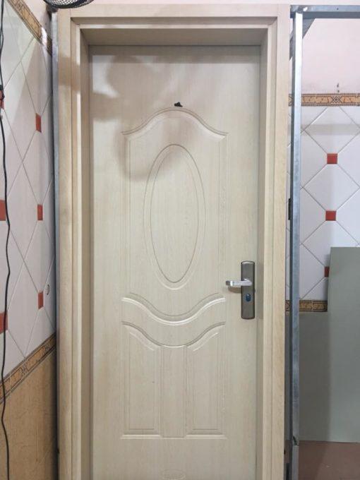 cửa sắt giả gỗ 3