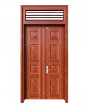 cửa sắt giả gỗ 31