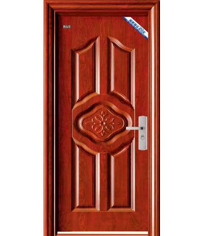 cửa sắt giả gỗ 37