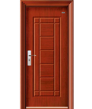 cửa sắt giả gỗ 38