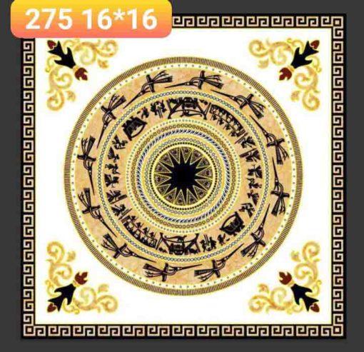 gạch thảm men sứ khắc kim 42