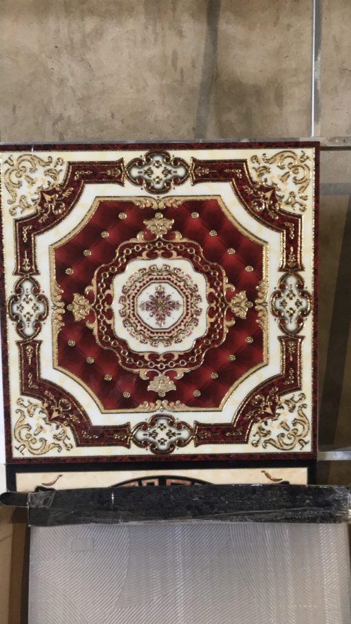 gạch thảm men sứ khắc kim6