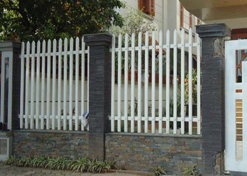 hàng rào sắt nghệ thuật 40