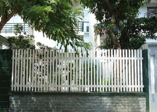 hàng rào sắt nghệ thuật 42