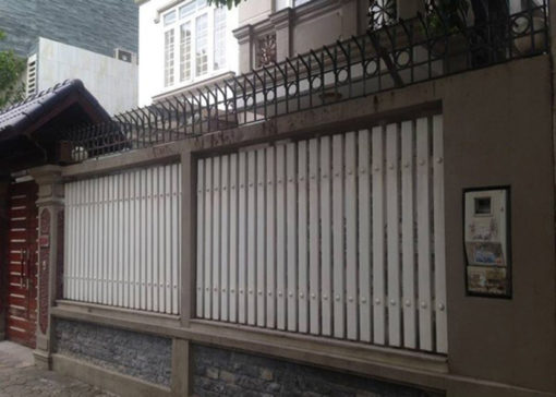 hàng rào sắt nghệ thuật 46