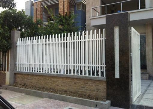 hàng rào sắt nghệ thuật 47