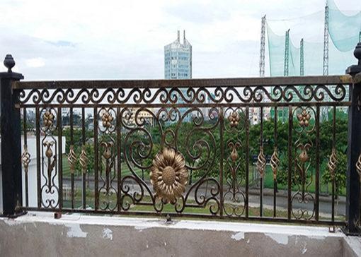 hàng rào sắt nghệ thuật 51