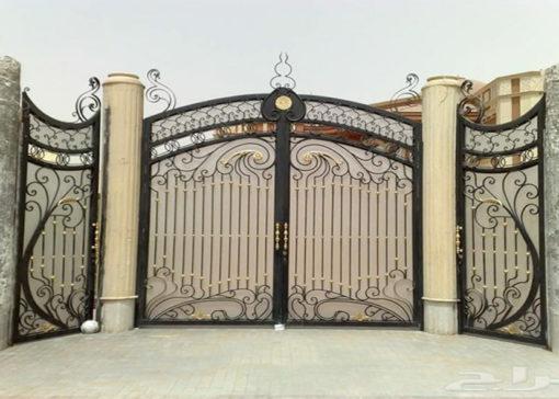 mẫu cổng inox đẹp 26