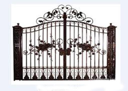 mẫu cổng inox đẹp 42