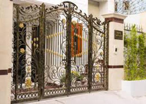 mẫu cổng inox đẹp 53