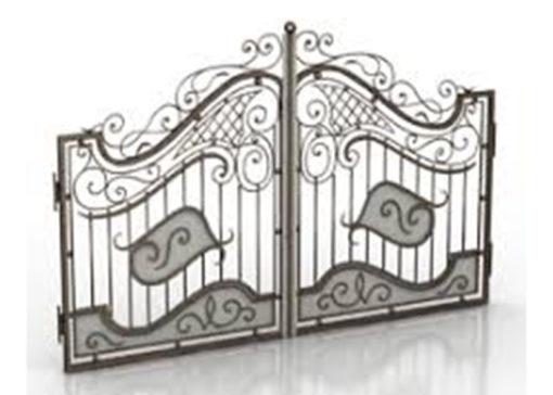 mẫu cổng inox đẹp 54