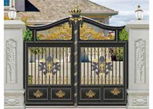 mẫu cổng inox đẹp 64