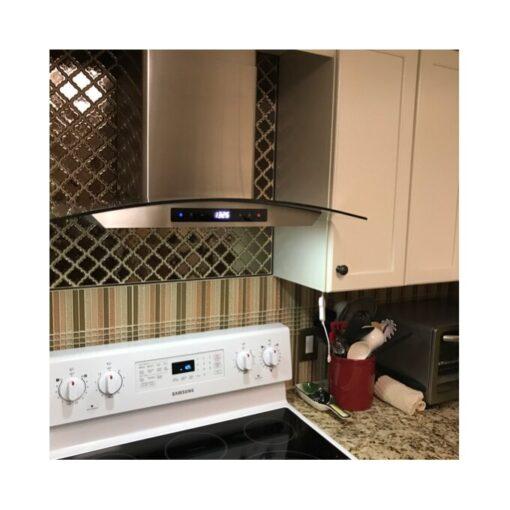 kính ốp bếp giả gạch 19